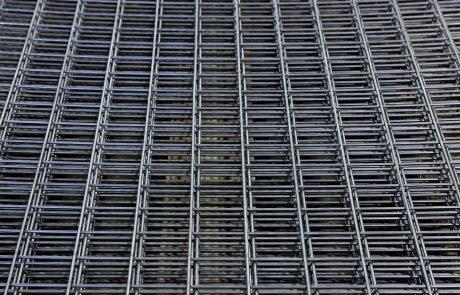 Weld mesh screens