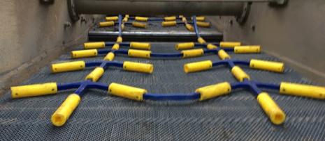 Declogging rods